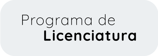 Programa de Licenciatura en Docencia Universitaria